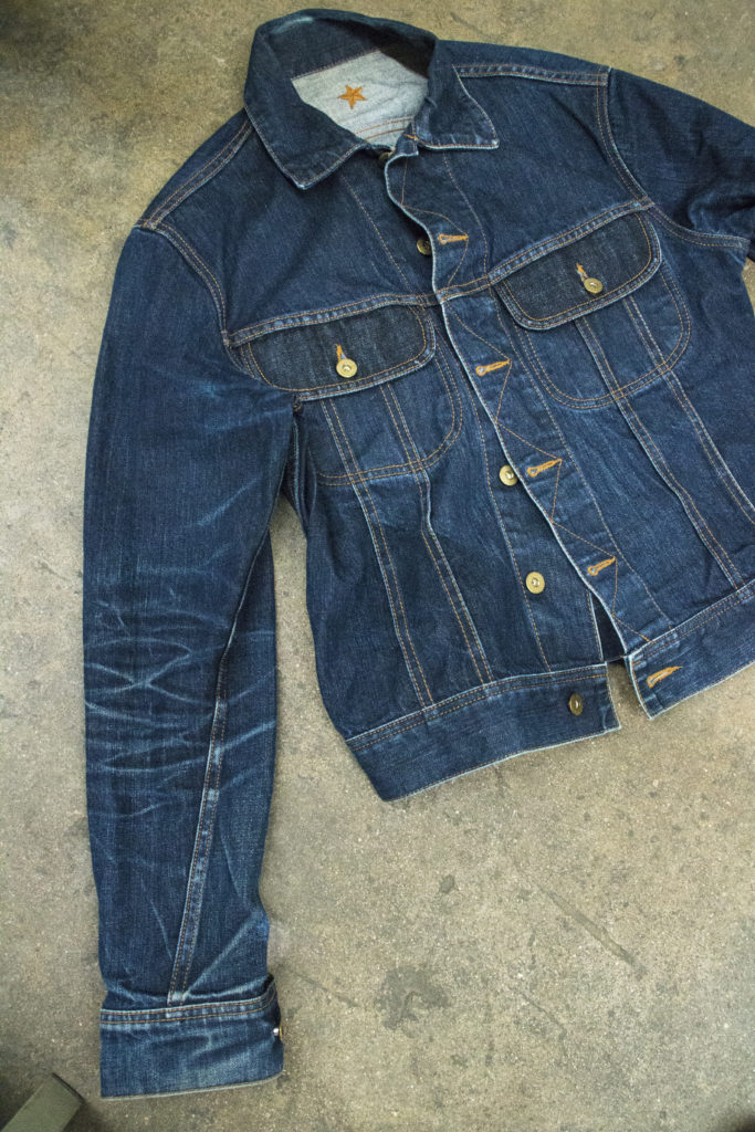 Brave Star Selvage The First American Made All Selvedge