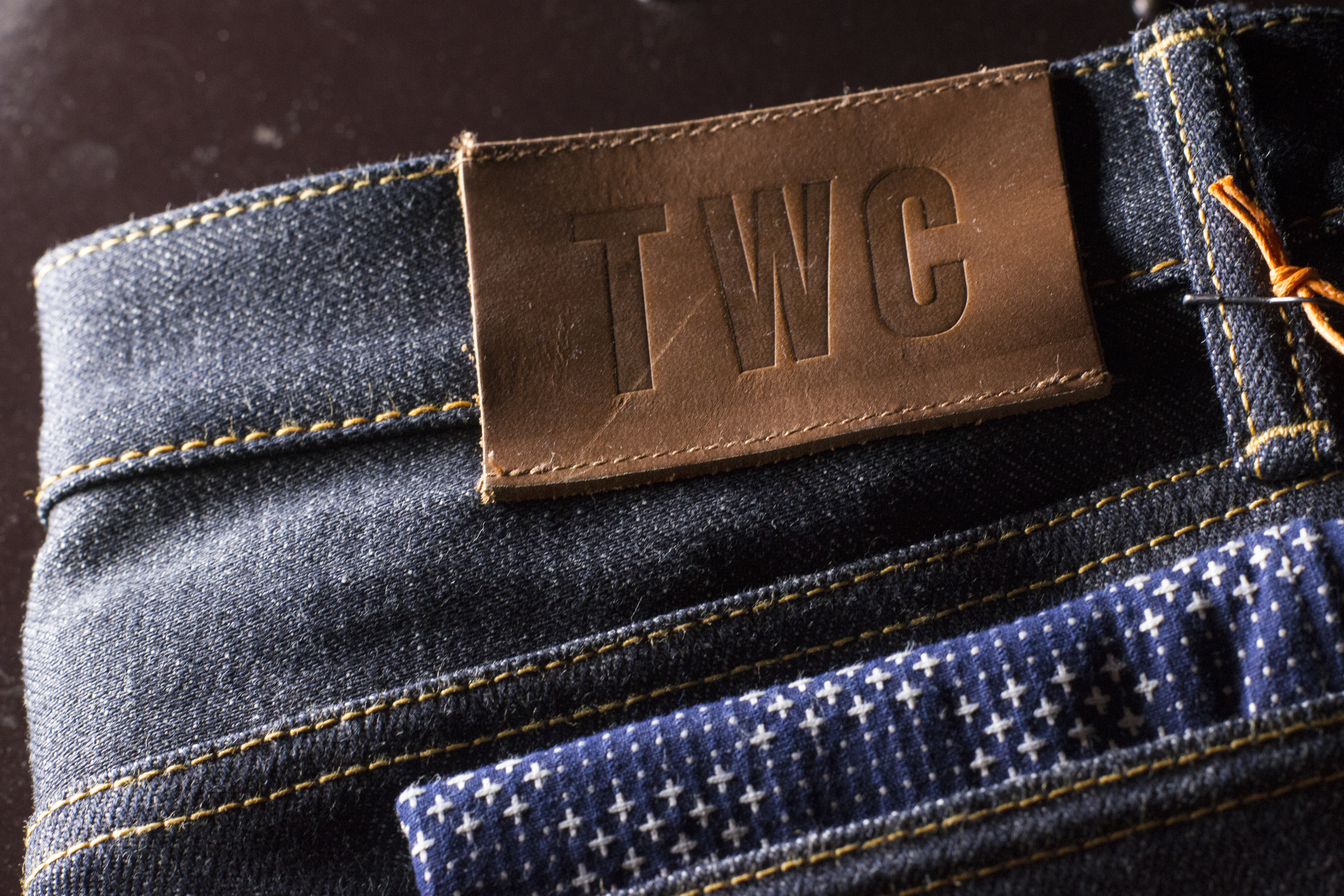 One of my favorite parts of scouring the globe for raw denim is discovering  new brands and, if worth while, sharing them with you.