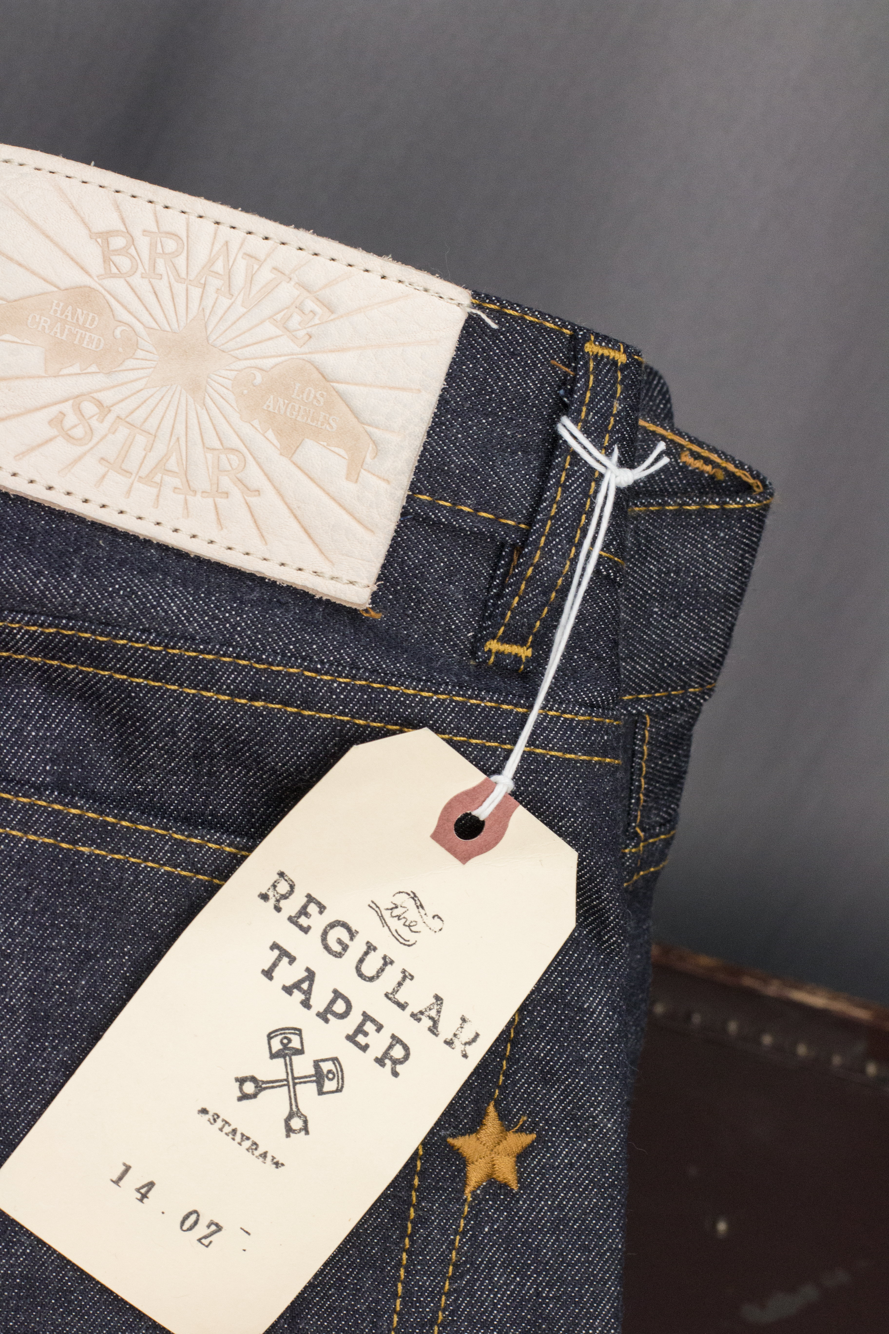 de8e66767736f4 BRAVE STAR SELVAGE – SOME THINGS ARE BETTER LEFT UNFINISHED – The ...