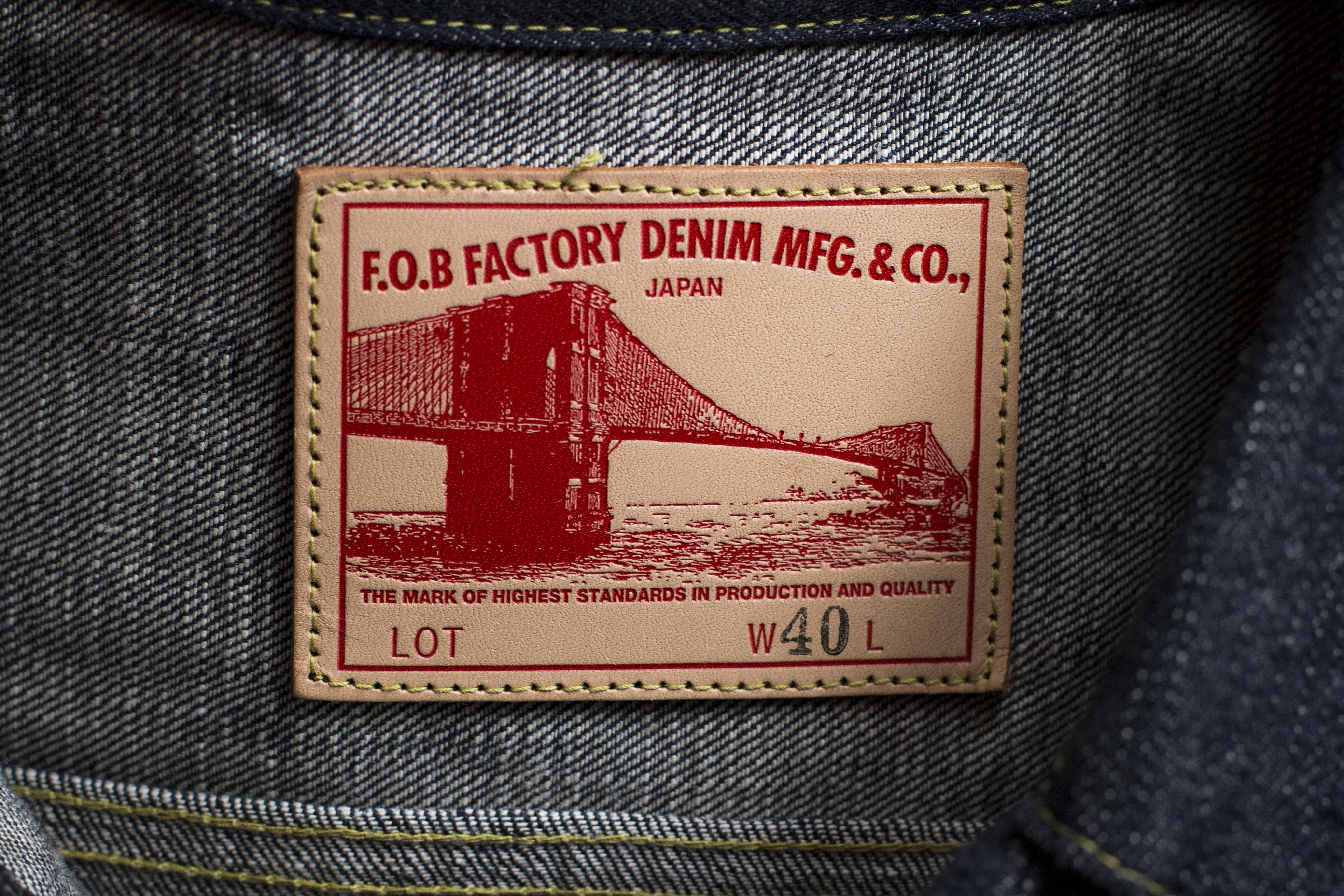 0204f8915e7 First Impressions: The denim used is absolutely undeniable and going to be  hard to compete with in my rotation. The fits on both pieces are perfect  for me.